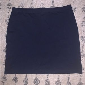 Two cotton mini skirts fro H&M